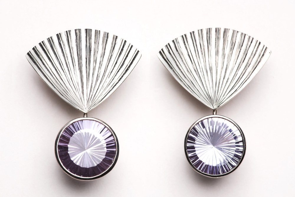 """<a href=""""/jewellery/earrings-amethyst-fans18ct-white-gold-hand-carved-set-pair-sun-cut-pale-mauve-amethysts"""">Earrings Amethyst Fans,18ct white gold hand carved set with pair &quot;sun&quot; cut pale mauve Amethysts. Pierced ear fittings.</a>"""