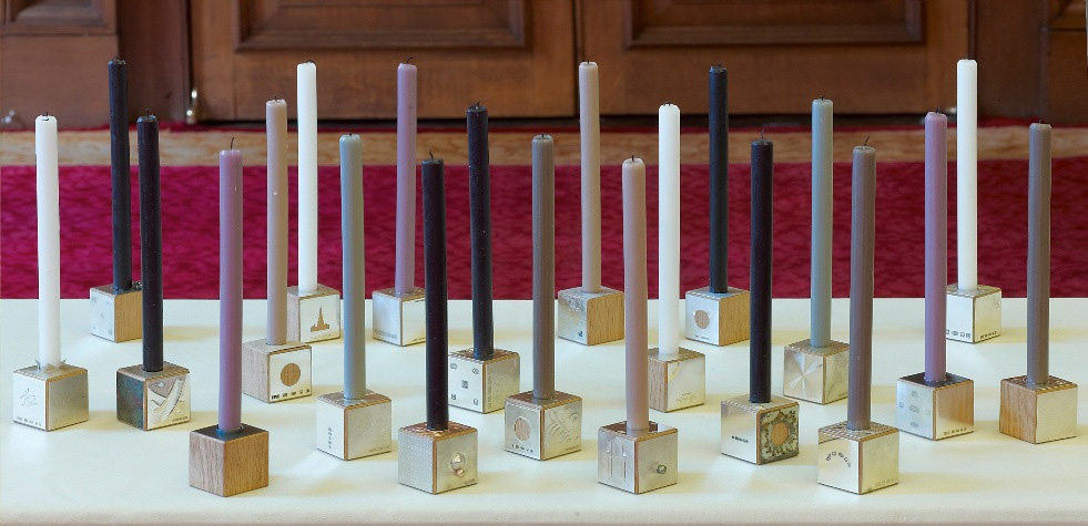 """<a href=""""/jewellery/candleholders-gift-photo-simon-b-armitt"""">Candleholders gift   Photo : Simon B Armitt.</a>"""